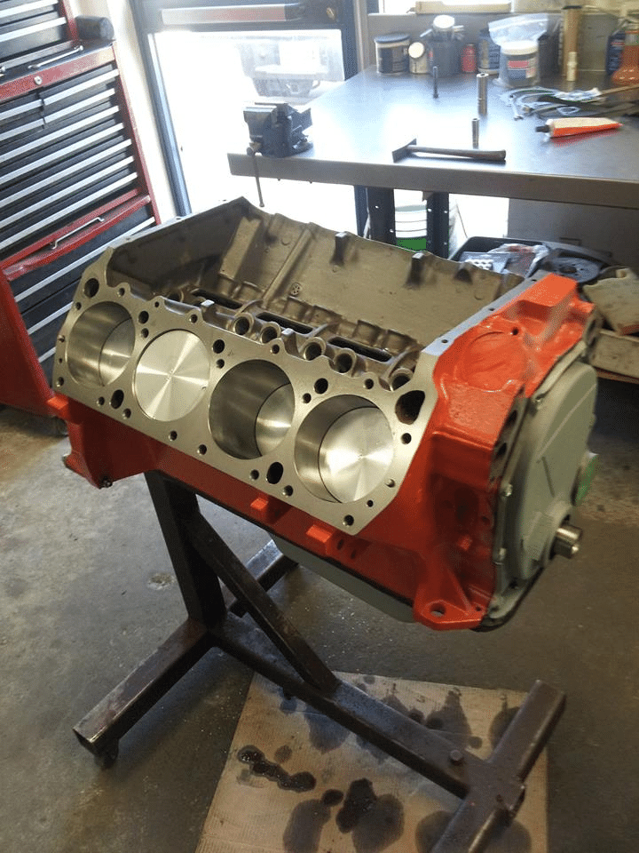 Beatty and Woods Car Engine